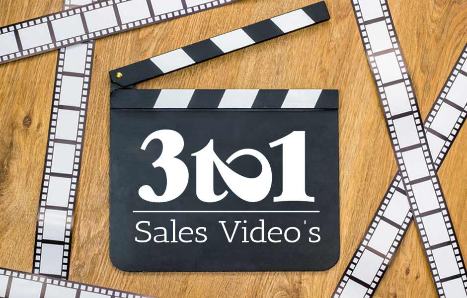3to1 Sales Video